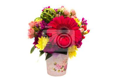 Fruhling Sommer Blumenarrangement Fur Die Hochzeit Favoriten