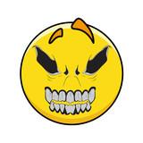 furchtsamer Smiley