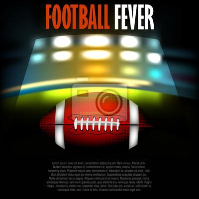 Fußball Erstellt von professionellen Artist.all Elemente werden in getrennten Schichten gehalten und gruppiert.