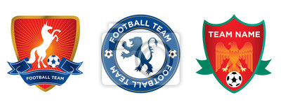 Fußball-Fußball-Team