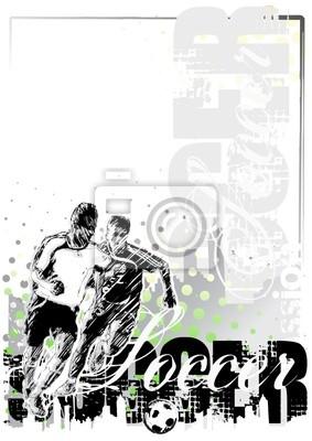 Fußball-Hintergrund 1