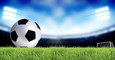 Fototapete Fussball Sport