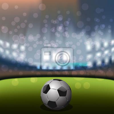 Fußball von professionellen Artist.all Elemente BalCreated sind in separaten Ebenen gehalten, und auch sehr einfach zu bearbeiten gruppiert. Bitte besuchen Sie mein Portfolio für mehr options.l Hinter