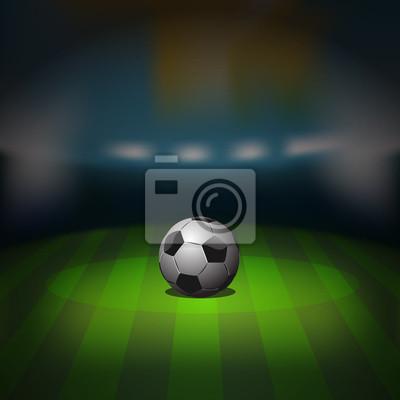 Fußball von professionellen Artist.all Elemente BalCreated sind in separaten Ebenen gehalten und auch sehr einfach zu bearbeiten gruppiert. Bitte besuchen Sie mein Portfolio für mehr options.l Hinterg