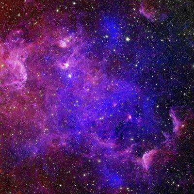 Fototapete Galaxis