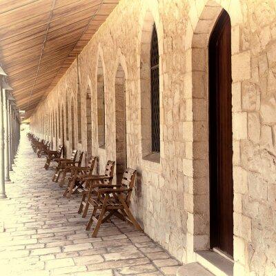 Fototapete Galerie in Jerusalem