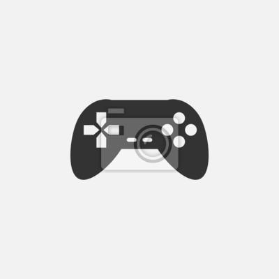 Game Controller Symbol Fototapete Fototapeten Teenager Trsten