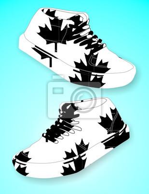 Ganja Schuhe