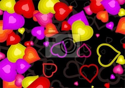 Ganz Valentine Love Hearts