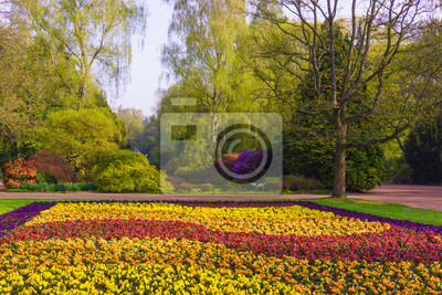 Garten Landschaft Fototapete Fototapeten Parklandschaft Schöne