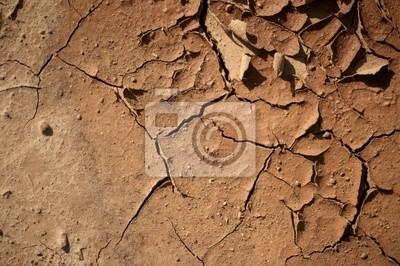 Gebrochene Erde Textur