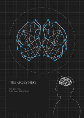Gehirn-Verbindung
