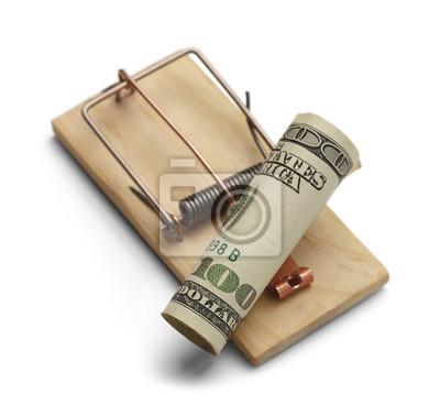 Geldfalle