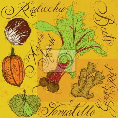 Gemischtes Gemüse