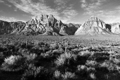 Fototapete Geologische Felsformationen Red Rock Canyon Las Vegas USA