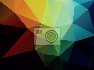 Dunkle Farben.Fototapete Geometrische Dunkle Farbe Hintergrund Textur