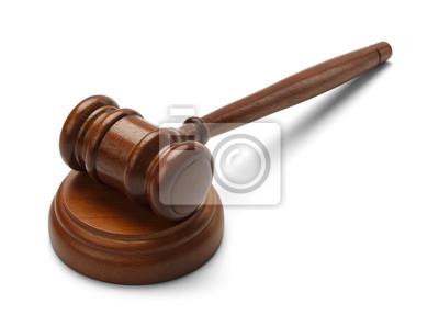 Gericht unterbrochen