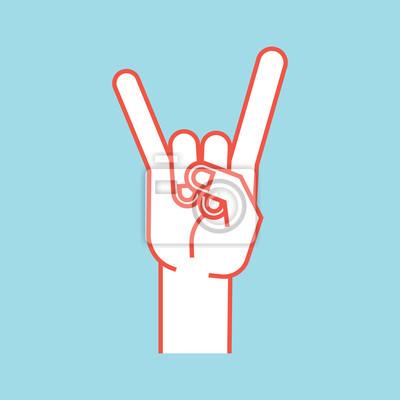 Kleiner daumen finger zeigefinger Handzeichen: Diese