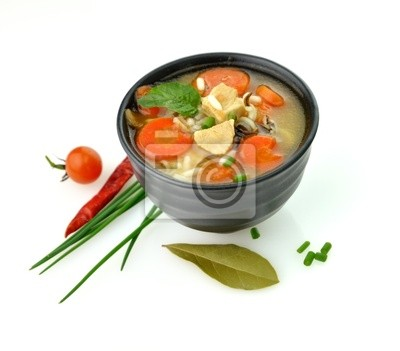 Gesunde Suppenschüssel