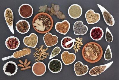 Fototapete Gesundheit Nahrung für Frauen