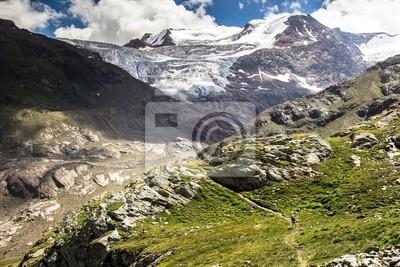 Fototapete ghiacchiaio dei Forni