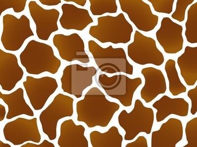 Giraffe-Kennzeichnung