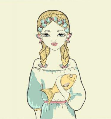 Girl. Sternzeichen