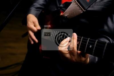 gitara solowa elektryczna