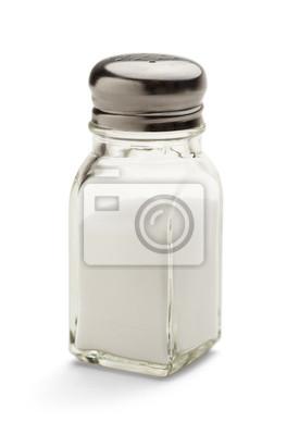 Glas Salzstreuer