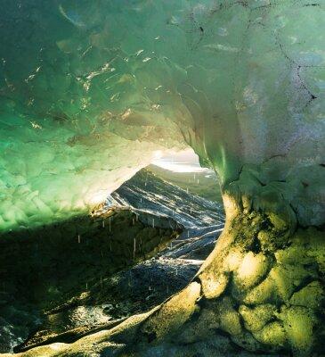Fototapete Gletscher in Norwegen