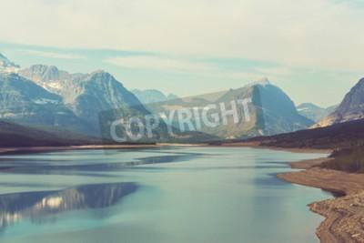 Fototapete Gletscher-Nationalpark, Montana, USA