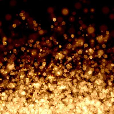 Fototapete Gold abstract hellen Hintergrund