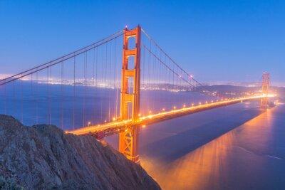 Fototapete Golden Gate