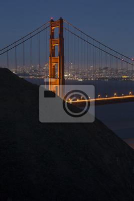 Golden Gate Brücke, San Francisco Kalifornien