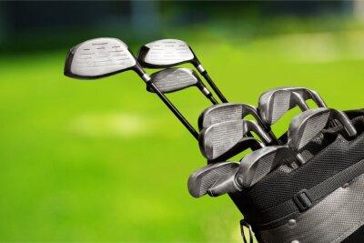 Fototapete Golf.