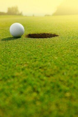 Fototapete Golf Lassen Sie uns
