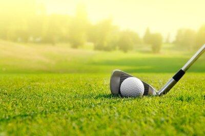Fototapete Golf Let