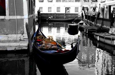 Fototapete Gondola