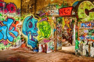 Fototapete Graffiti