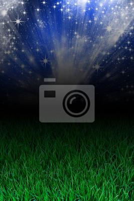 Fototapete Gras
