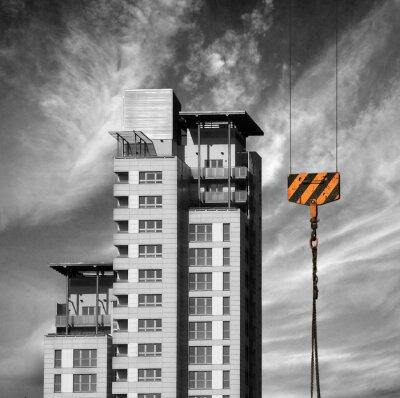Fototapete grattacielo