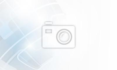 Fototapete Grau Weiß Abstrakten Vektor Hintergrund
