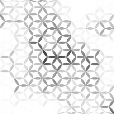Fototapete Grau Weiß Mesh Hintergrund, Kreatives Design Vorlagen