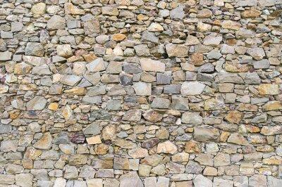Fototapete Graue Granitwand Hintergrundtextur
