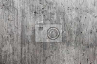 Grauer Schmutziger Holzboden Hintergrundfoto Fototapete
