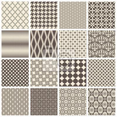 gro e sammlung von nahtlose fliesen muster fototapete fototapeten polka dot website. Black Bedroom Furniture Sets. Home Design Ideas
