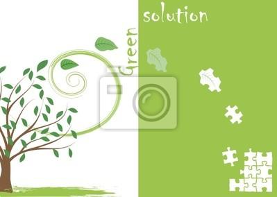 Grüne Lösung