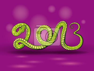 grüne Schlange 2013