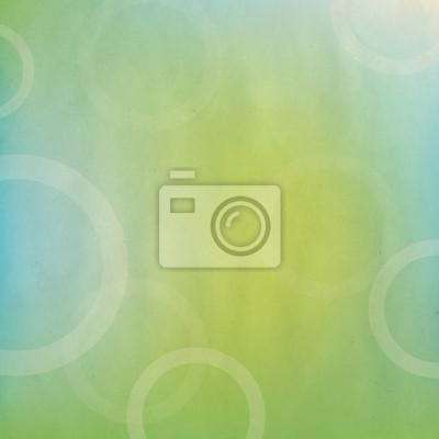 Grüne Weinlese-Hintergrund