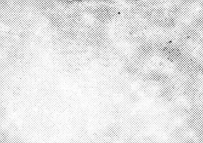 Fototapete Grunge-Halbton-Vektor-Print-Hintergrund